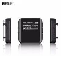 Mini Clip MP3 Player Original Benjie K10 Portable 8G Sports MP3 Music Player High Sound Quality