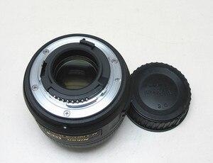 Image 5 - USATO Nikon AF S DX NIKKOR 35 millimetri f/1.8G Lens con Messa A Fuoco Automatica per Le Fotocamere REFLEX Digitali Nikon