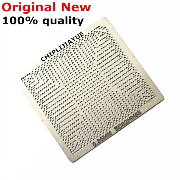 Direct heating <font><b>BD82HM55</b></font> BD82HM57 <font><b>BD82PM55</b></font> BD82QM57 chip BGA Chipset <font><b>stencil</b></font> image