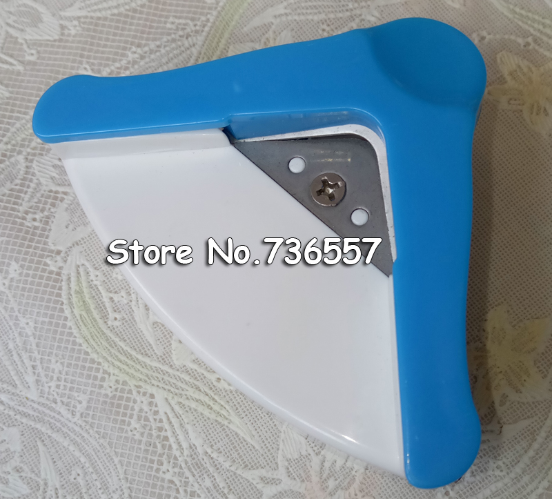 1pc R5 Rounder Corner Paper Punch Photo Cutter Tool Craft Scrapbooking Plastic