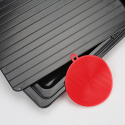 Fast Defrosting Tray with Cleaner Frozen Meat Defrost Food Thawing Plate Board Kitchen Tool HFing