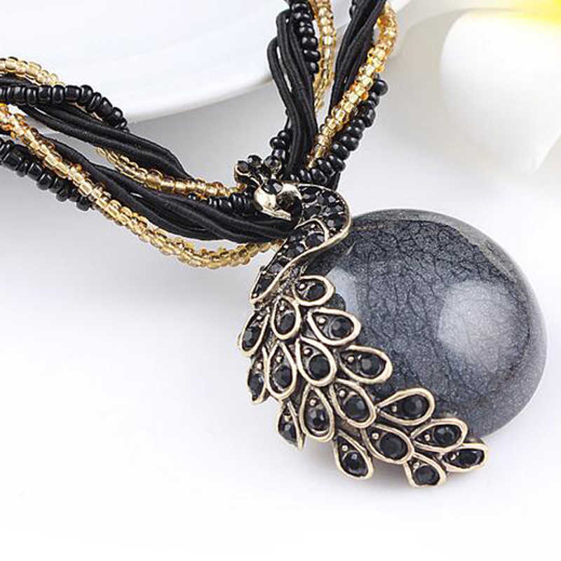 1Pieces Necklace with Pendant Fashion Jewelry Ethnic Style Women Girls  Fashion Jewelry accessories Party Accessories Decorations 9fb67c140ff9