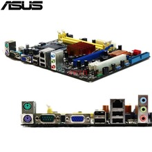 original Used Desktop motherboard For ASUS P5KPL-AM SE G31 Support LGA775 Maximum DDR2 4GB SATA2 u ATX Main Board