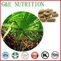 Ingredientes de saúde Extrato de Saw Palmetto Cápsula 500 mg x 200 pcs