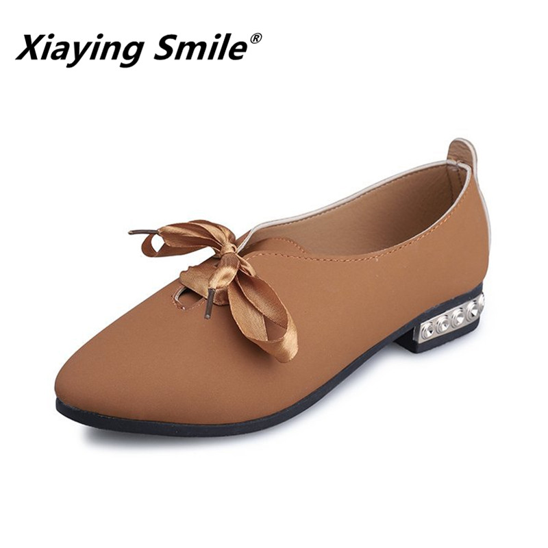 Xiaying Smile Women Pumps Shoes Female FlOCK Casual Fashion Butterfly-knot Shoes Summer/Autumn Leisure Hoof Heels Pumps Shoes xiaying smile new summer women sandals high square heels pumps fashion platform shoes casual lady mature style slip on shoes