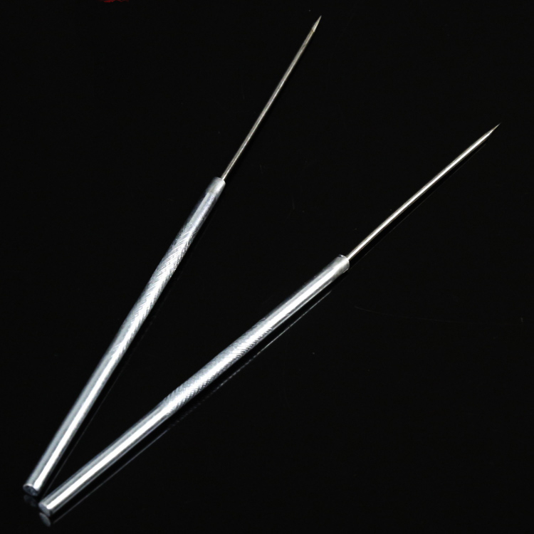 2pcs/lot Anatomic needle Biological teaching aids for insect dissection needle experiment equipment free shipping