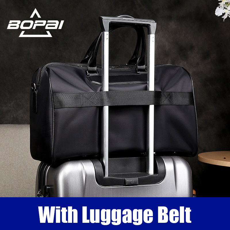 1f5b279cf38f Luxury journey bags women s overnight travel bag men tourist bag large size  women s travel handbags stylish male duffel bags-in Travel Bags from Luggage  ...