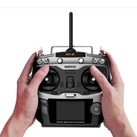 Radiolink AT9 2.4 GHz 9 Channel Remote Control Radio Transmitter and Receiver for FPV RC Hobby Drone UAV
