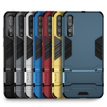 Armor Stand Shell Cases For OnePlus 5 6 5T 6T 3 3T Case Cover For OnePlus3 OnePlus Three A3000 A0003 A5000 Hybrid Heavy Cover pixco lens adapter ring suit for canon ef e os to sony nex a5100 a6000 a5000 a3000 5t 3n 6 5r f3 7 5n 5c c3 3 5