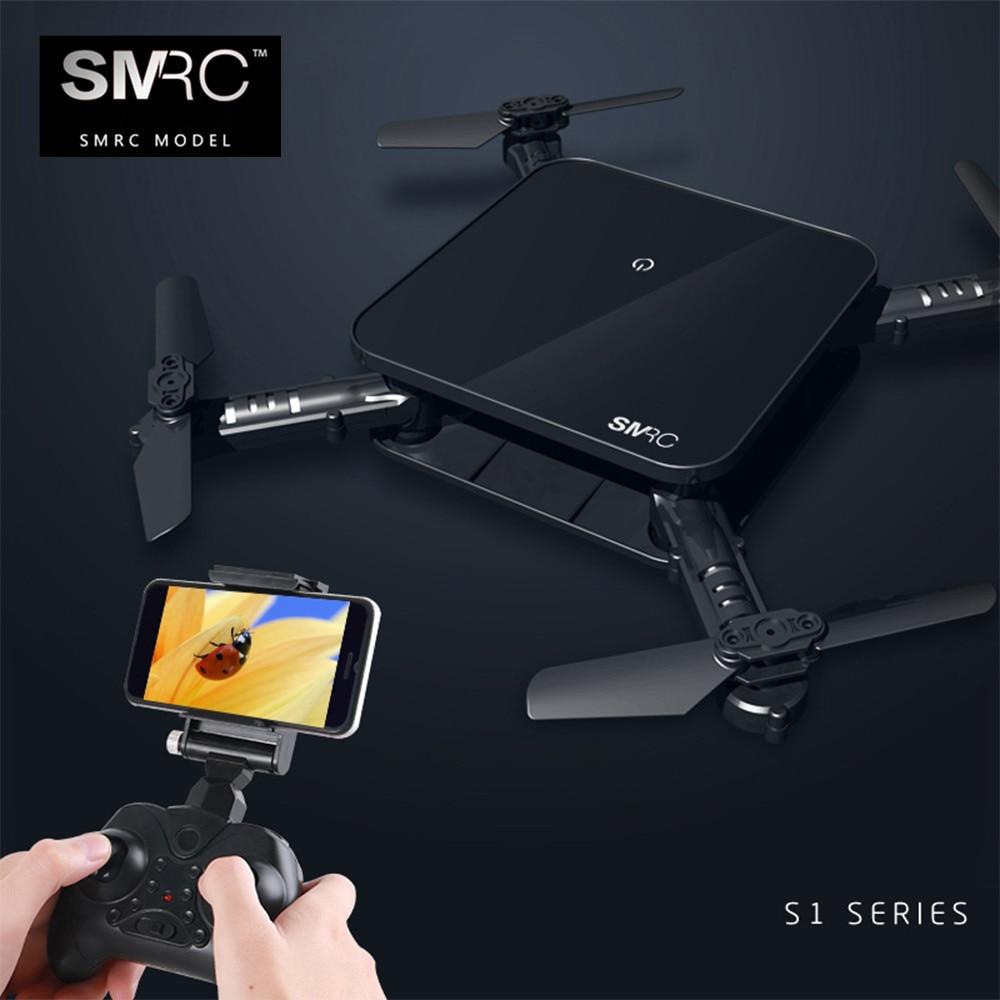 Mini Pocket WIFI FPV Quadcopter Foldable Drone Camera 2.0MP HD Remote Control
