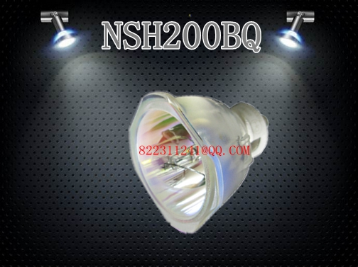 PROJECTOR LAMP NSH200BQ / 59.J9901.CG1 Fit BENQ PB6110 PB6210 PE5120 PB5120 PB6115 Bare Lamp PB6120 мыльница iddis edifice матовое стекло хром edimbg0i42