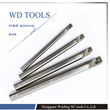 High speed steel H18 Holder Turning Tool  SCLCR09 Lathe Boring Internal Turning Bar high quality s1006k swubr06 93 degrees internal turning tool holder for wbgt060102 insert internal boring bar lathe machine