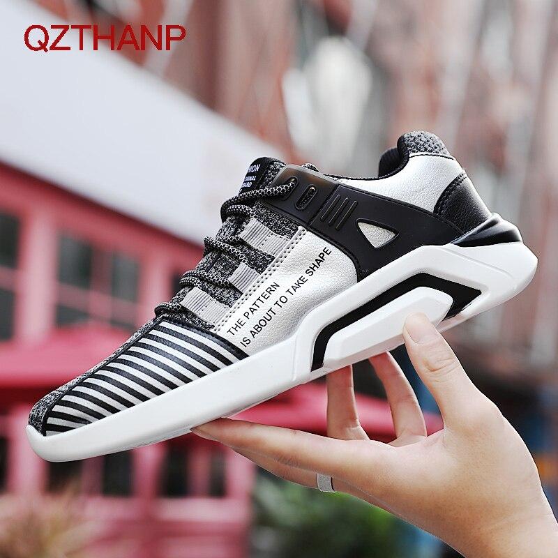 Chaussures blanc Respirant Mâle Adulte Haute Mesh Hommes Léger Weave Noir Sneakers Appartements Homme Hombre Qualité Casual Zapatos Mode gris Krasovki p5Hqw0n