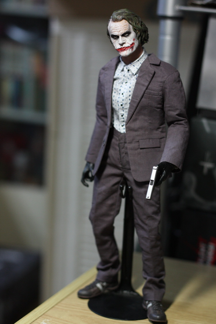 1/6 scale figure doll Batman joker Clown robbers version 12 Action figure doll Collectible Figure Plastic Model Toys . No box 1 6 scale figure doll black detective 12 action figure doll collectible figure plastic model toys no box