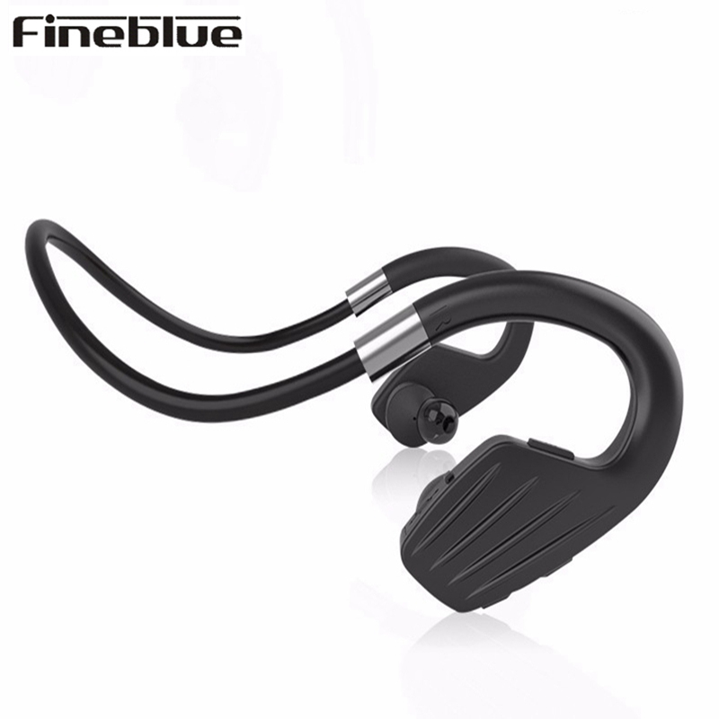 Fineblue M1 Bluetooth Headset V4.1 Wireless Earphone Headsfree Headphones for iphone 7 for Samsung galaxy s7 for xiaomi phones wireless bluetooth earphone s6 1 metal bluetooth headset with mic for iphone 7 for samsung galaxy s7 s6 s5 xiaomi redmi 4 phones