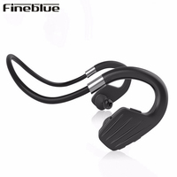 Fineblue M1 Bluetooth Headset V4 1 Wireless Earphone Headsfree Headphones For Iphone 7 For Samsung Galaxy