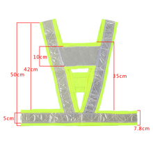 High Visibility Safety Belt Pet Clothing