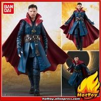 100% Original BANDAI Tamashii Nations S.H.Figuarts (SHF) Action Figure Dr. Strange from Avengers: Infinity War