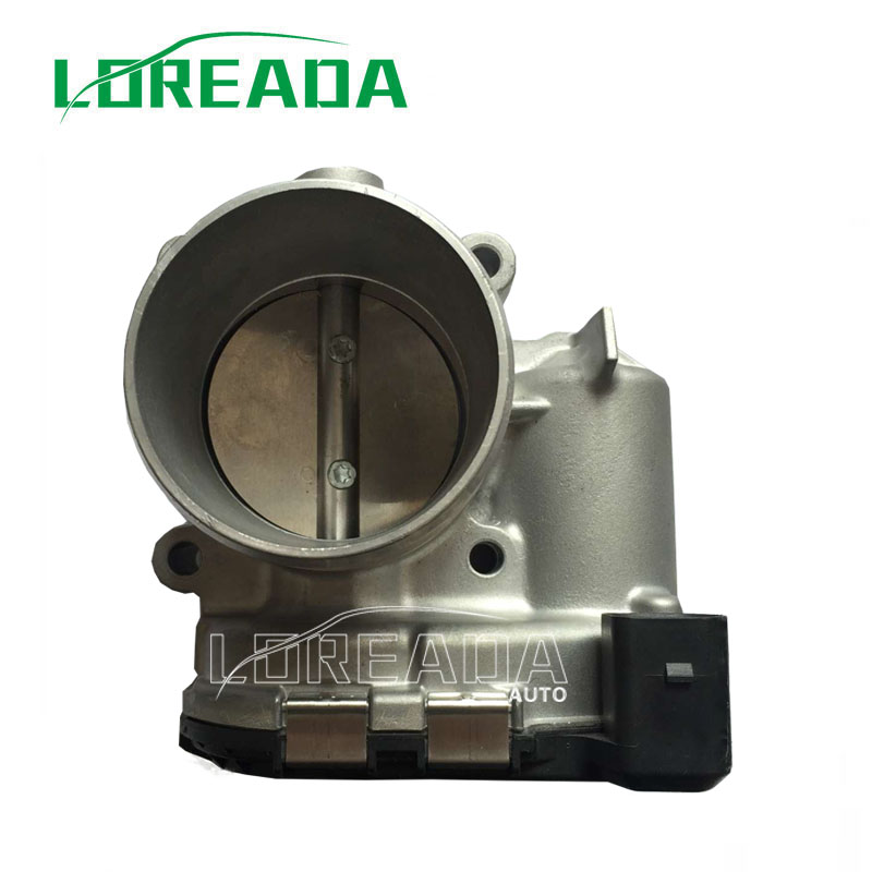 Loreada Throttle Body For Audi A3 bus 8V VW Skoda Seat 1.8 0280750606 06K133062F Electronic-High Quality Bore size 68 mm