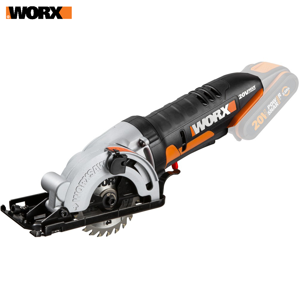 все цены на Electric Saw WORX WX527.9 Power tools Circular saws rechargeable