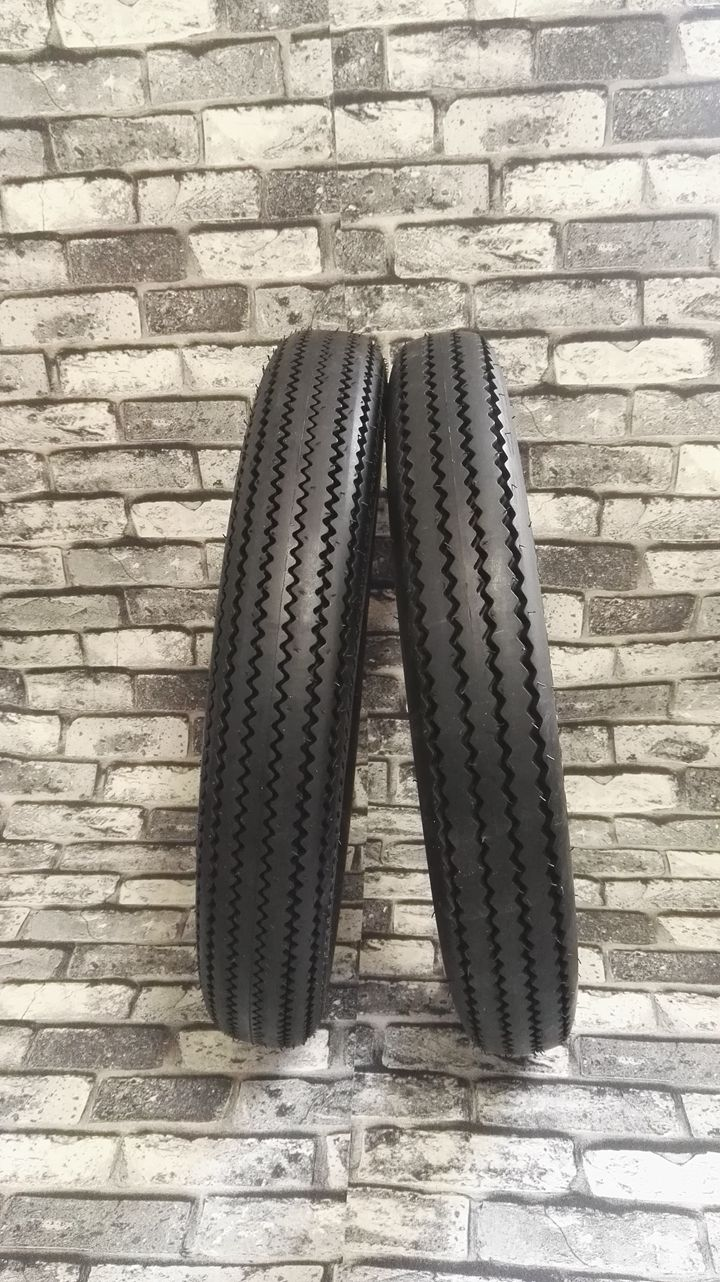 1pcs Vintage motorcycle tire /Motorcycle tires 350 18 for CG SR
