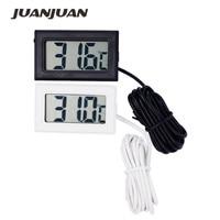 Mini Digital LCD Temperatur Meter Elektronische Thermometer Sensor Tester 30% off
