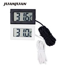 Mini Digital LCD Temperature Meter Electronic Thermometer Sensor Tester 30%off