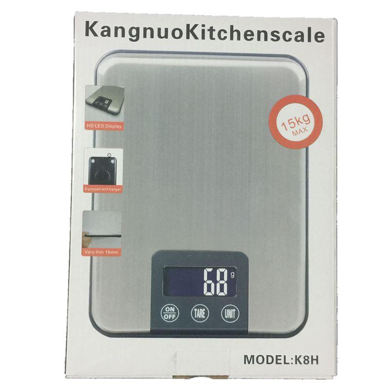 15KG 1g Bilancia da cucina digitale Strumenti di misura per cottura - Strumenti di misura - Fotografia 6