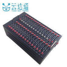 Bulk SMS Software Wavecom Q2303 32 Ports GSM Modem Pool USB Interface 900 1800MHz 32 sim