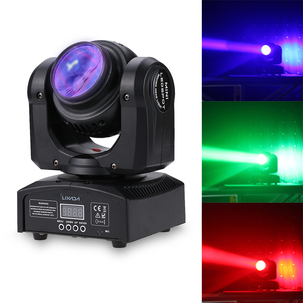 Total Power 35W Laser Stage Light 15 21 Channel Dmx 512 Beam Infinite Rotating Moving Head