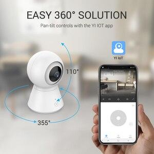 Image 4 - สมาร์ทกล้องโดม1080P PoweredโดยYI Pan/Tilt/Zoomไร้สายWi Fi IP Cam Security YI Cloud