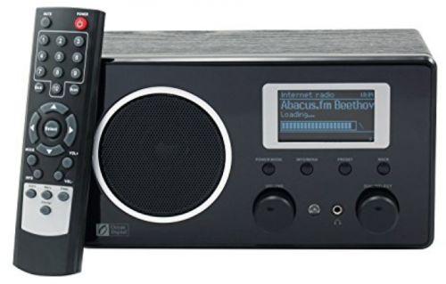 WiFi + FM + UPnP радио океан цифровой WR282 интернет радио WiFi WLAN FM Настольный Многоязычный меню Радио