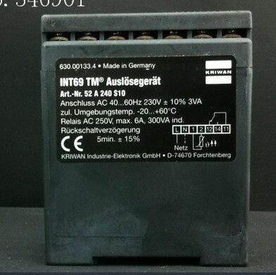[SA] Man KRIWAN INT69TM Corey Copeland compressor protection control module цены