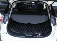 Auto rear trunk cargo cover For Nissan X TRAIL 2014 2015 2016 2017 , auto accessories