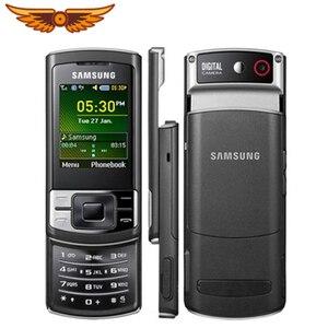 C3050 Original Unlocked Samsung C3050 2.0 Inches GPRS GSM Cheap Mini-SIM Cellphone Refurbished Mobile Phone