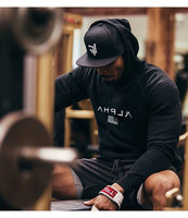 Mens Fashion Brand Hoodies Gyms Fitness Bodybuilding Sweatshirt Crossfit Pullover Sportswear Male Leisure Jacket Hoodie Clothing