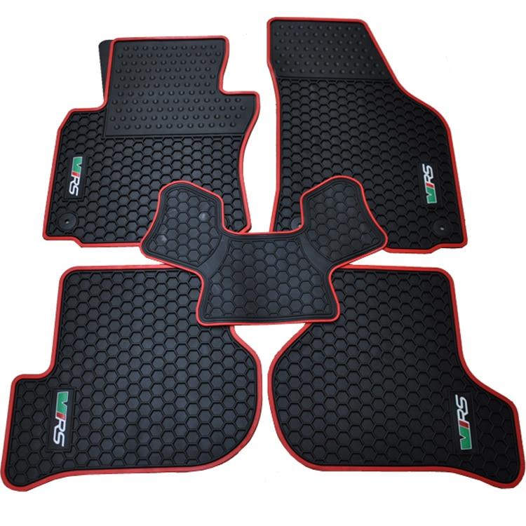 Skoda Felicia Combi Boot Rubber Floor Mat