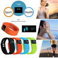 TW64 Bluetooth Smart Band OLED Smartband Sport Fitness tracker Call Message Remind Wristband For IOS Android PK xiaomi meizu
