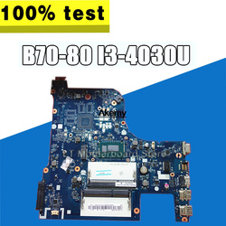 NM A331 dla Lenovo G70 80 B70 80 Z70 80 Z70 70 I3 4030U CPU płyta główna AILG NM A331 Rev1.0 DDR3L Test 100% pracy oryginalne|Płyty główne|   -