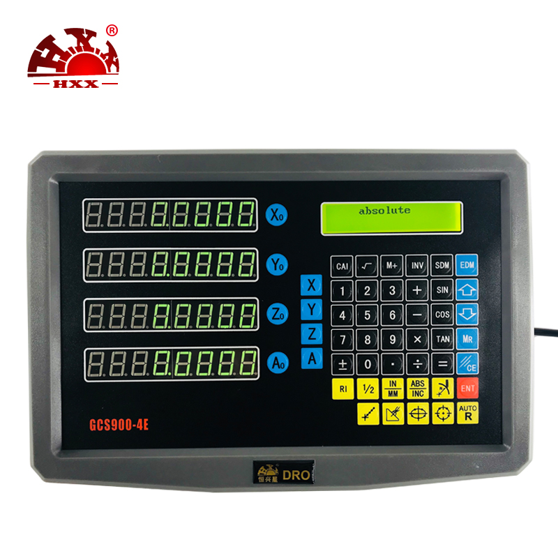 Metal tool Digital Readout ( DRO ) kits with Linear scales / encoders / rulers