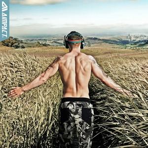 Image 3 - Aimpact הסוואה Jogger מכנסיים לגברים מצויד פעיל כותנה מכנסי טרנינג זכר מסלול מכנסיים Hiphop מזדמן ספורטיבי מכנסיים איש AM5006