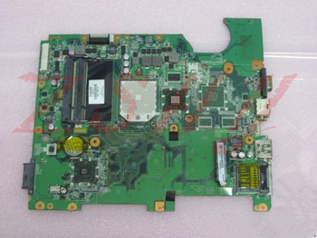 for HP G61 Compaq Presario CQ61 laptop motherboard DA00P8MB6D1 AMD DDR2 577064-001 Free Shipping 100% test ok 592816 001 motherboard full test laptop case