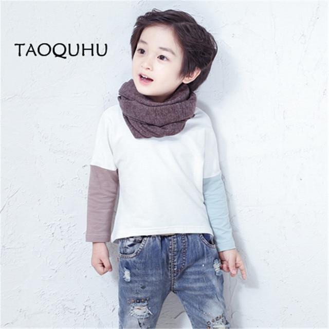 2016 spring autumn new Korean baby boy clothes brand