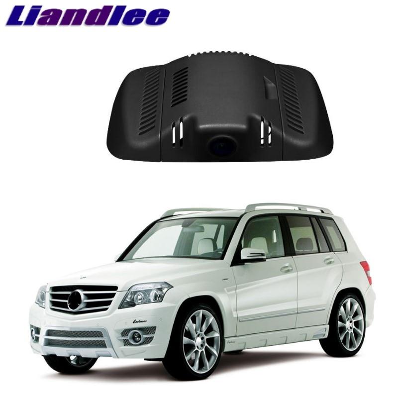 Liandlee For Mercedes Benz GLK MB X204 2008~2016 Car Black Box WiFi DVR Dash Camera Driving Video Recorder цена