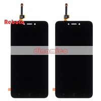 Reboto For Xiaomi Redmi 4X LCD Display Touch Screen Digitizer Assembly Replacement 1pcs 5 0 For