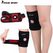 running knee climbing breathable slip outdoor basketball brace riding Metal spring professional sports Knee Pads