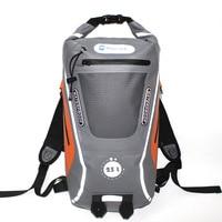 New Waterproof Bags Dry Bag PVC Travel Waterproof Backpack Sports Bag Rafting Swimming Backpacks Impermeable Canoeing Dry Bag