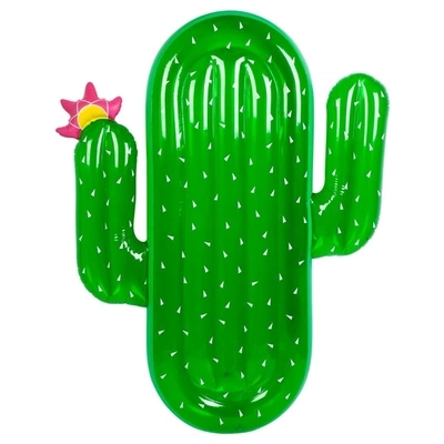 Cactus shape inflatable Children beach toy kid's outdoor swimming ring Adult Child pool Sea Toy Summer cute Sunbathe bed environmentally friendly pvc inflatable shell water floating row of a variety of swimming pearl shell swimming ring