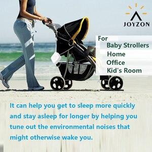 Image 5 - Moniteur de sommeil pour bébé blanc à bruit blanc, Machine à chargement USB pour détente de sommeil, pour cris, bébé et adultes, arrêt à temps, bureau, offre spéciale
