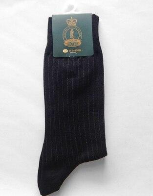New socks harajuku mens business dress Men socks high quality Korea striped cotton socks men harajuku